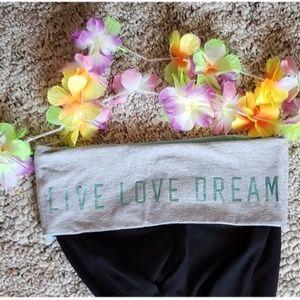 Aeropostale Live Love Dream Leggings